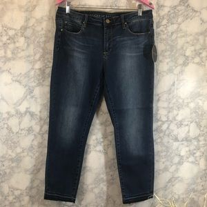 Articles of Society Skinny Crop Jeans Sz 32 NWT